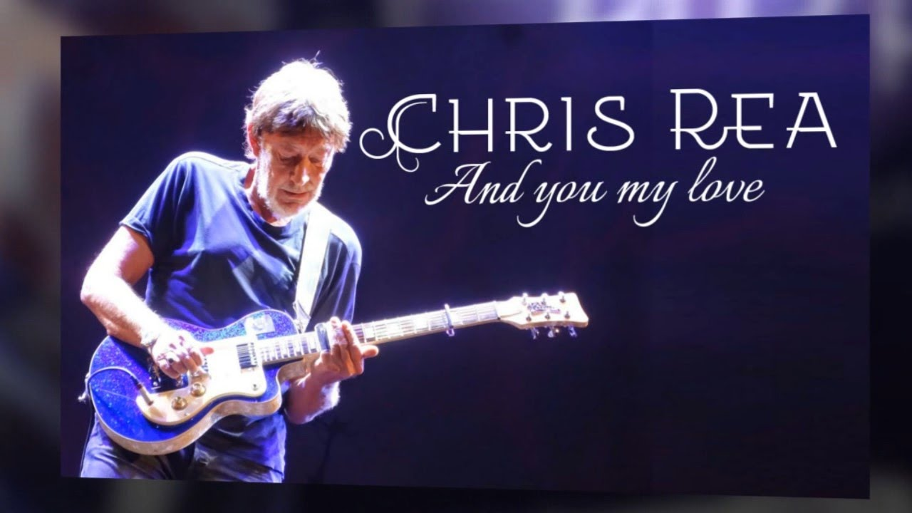 Chris Rea - Loving You Lyrics | MetroLyrics