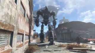 Fallout 4 attivazione liberty prime