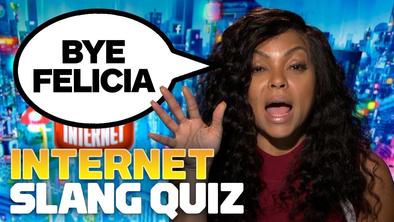 Ralph Breaks the Internet: Taraji P. Henson Takes IGN's Internet Slang Quiz