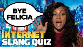 Ralph Breaks the Internet: Taraji P. Henson Takes IGN's Internet Slang Quiz