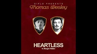 Heartless - Diplo (Thomas Wesley)  ft Morgan Wallen - Lyrics