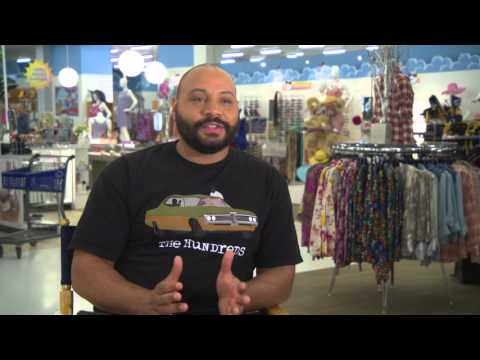 Superstore: Colton Dunn Behind the Scenes TV Interview