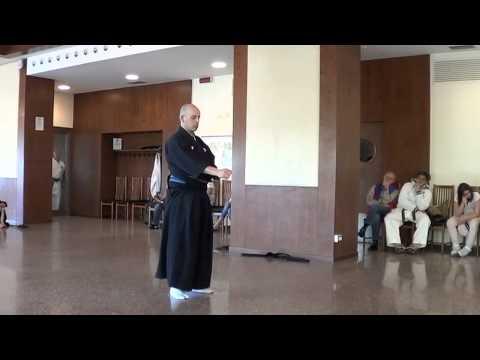 Esame I dan - Iaido Mugai Ryu