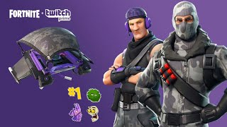 Fortnite Battle Royale - Twitch Prime Pack #1