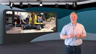 Machinaal Straten opnieuw uitvinden | Hamevac vacuümtechniek BV