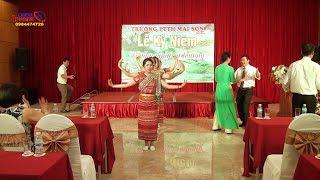 Múa Lăm Vông - Gặpp măt 35 năm ra trường lớp 12B khóa 1980 - 1983