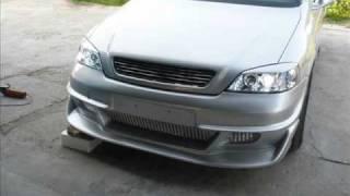 Opel astra tuning 2
