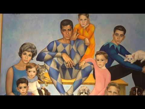Margaret Keane Jerry Lewis auction