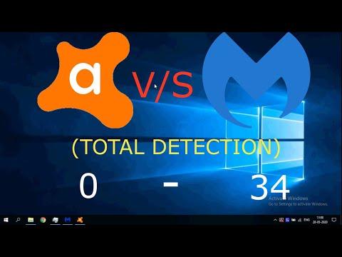 Avast free VS Malwarebytes