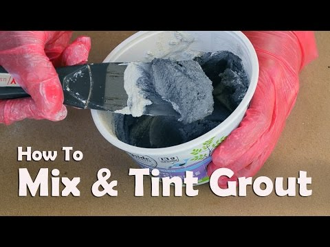 mosaics-tutorials:-how-to-mix-and-tint-grout-for-mosaics