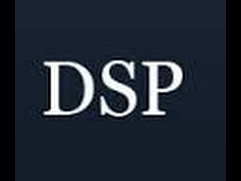 Full Form of DSP - YouTube