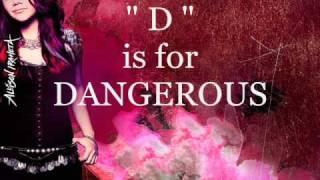 Allison Iraheta - D is for Dangerous [UNOFFICIAL MUSIC VIDEO]