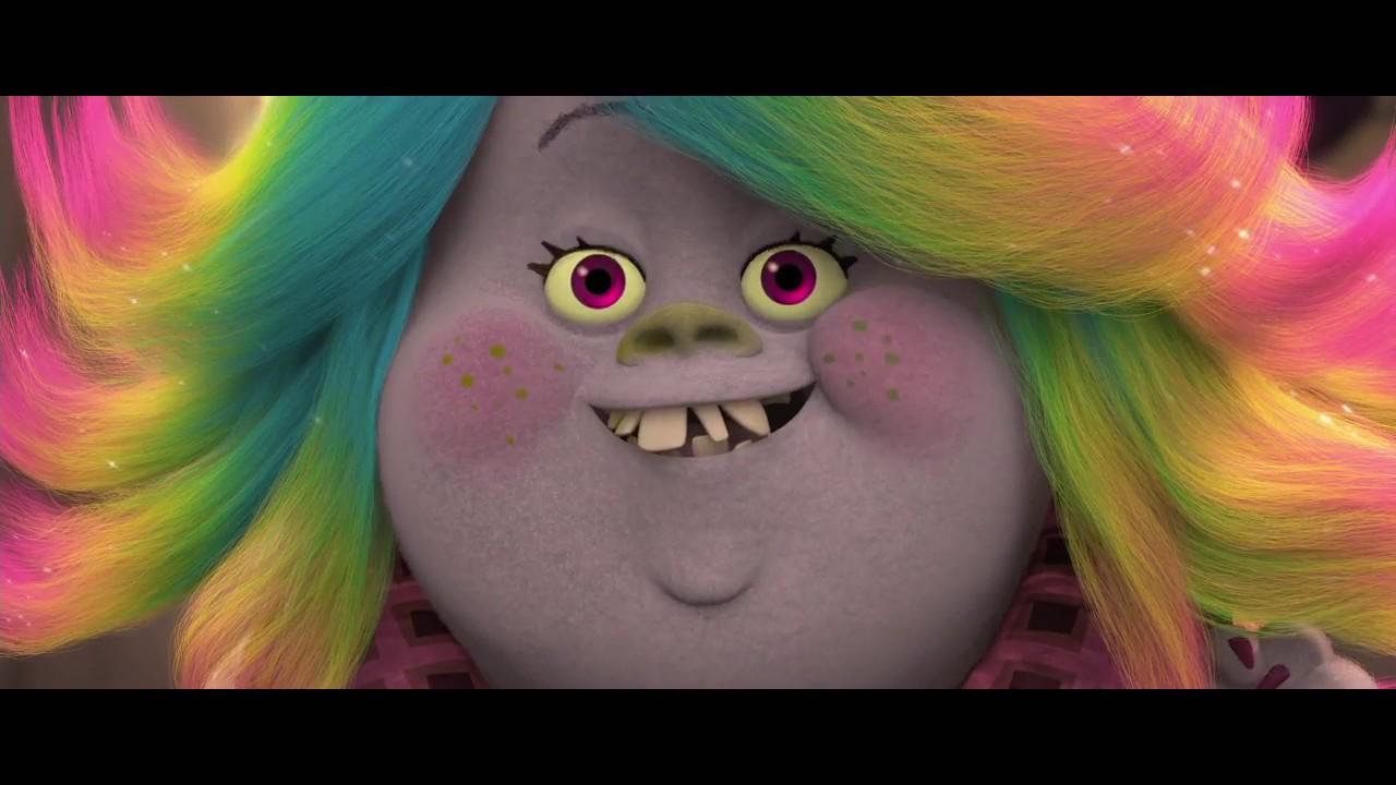Trolls Movie Clip I Think You Look Phat Zooey Deschanel