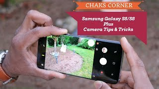Samsung Galaxy S8 Camera Tips and Tricks