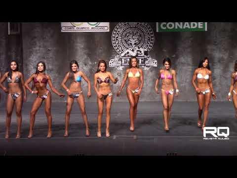 Ady Renteria 1er lugar Bikini Principiantes hasta 1 64 m thumbnail