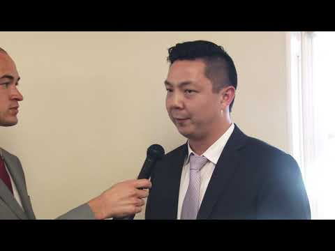 Andrew HU of PCORI, interviewed by Hunter Alkonis of Men's Health Network