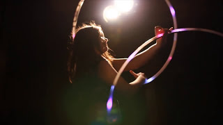 Feeling Good (Bassnectar) Hoop Dance