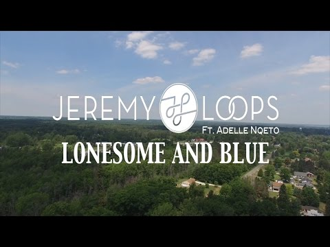 Jeremy Loops - Lonesome and Blue Lyric Video