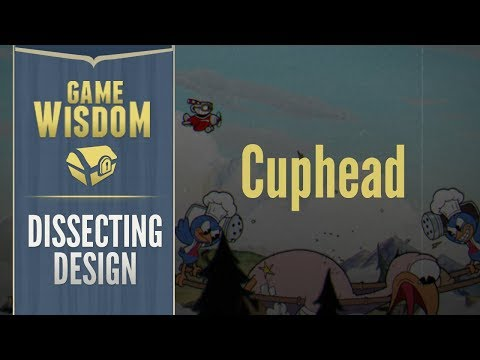 Dissecting Design -- An Animated Look at Cuphead