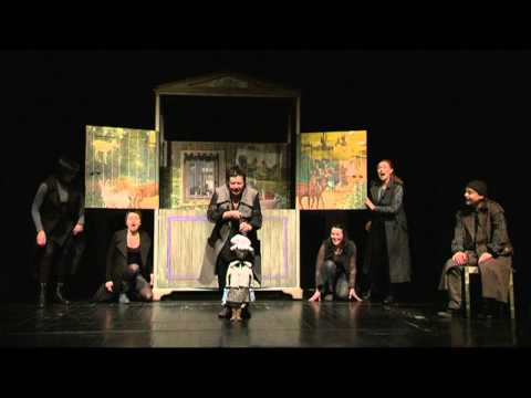 CZERWONY KAPTUREK - Teatr Animacji W Poznaniu (fragment Spektaklu)