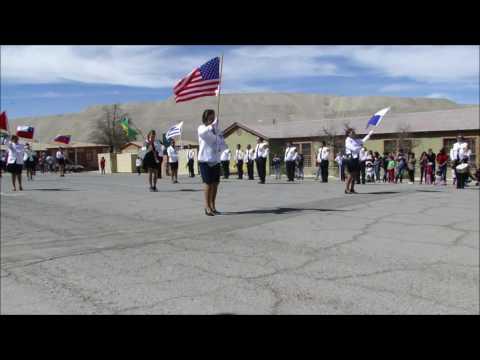 Desfile Escuela Industrial San Jose 2016