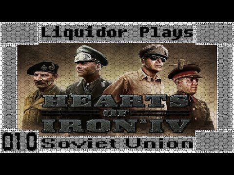 [010] Stress-Free: The Soviet Union |Hearts of Iron IV| Livestream