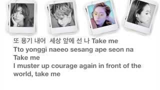 f(x) (에프엑스) - Diamond || Member Coded Lyrics [Eng+Han+Rom]