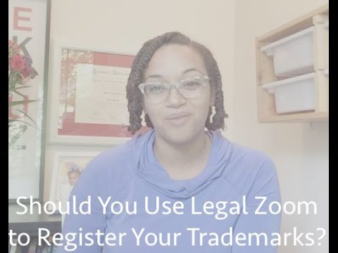 Should You Use Legal Zoom to Register Your Trademarks?