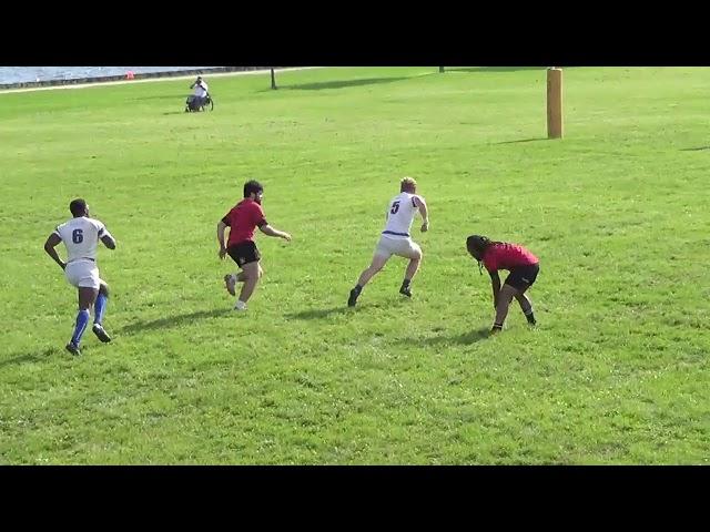 Kansas City Blues 22 - 0 Wisconsin Rugby Club