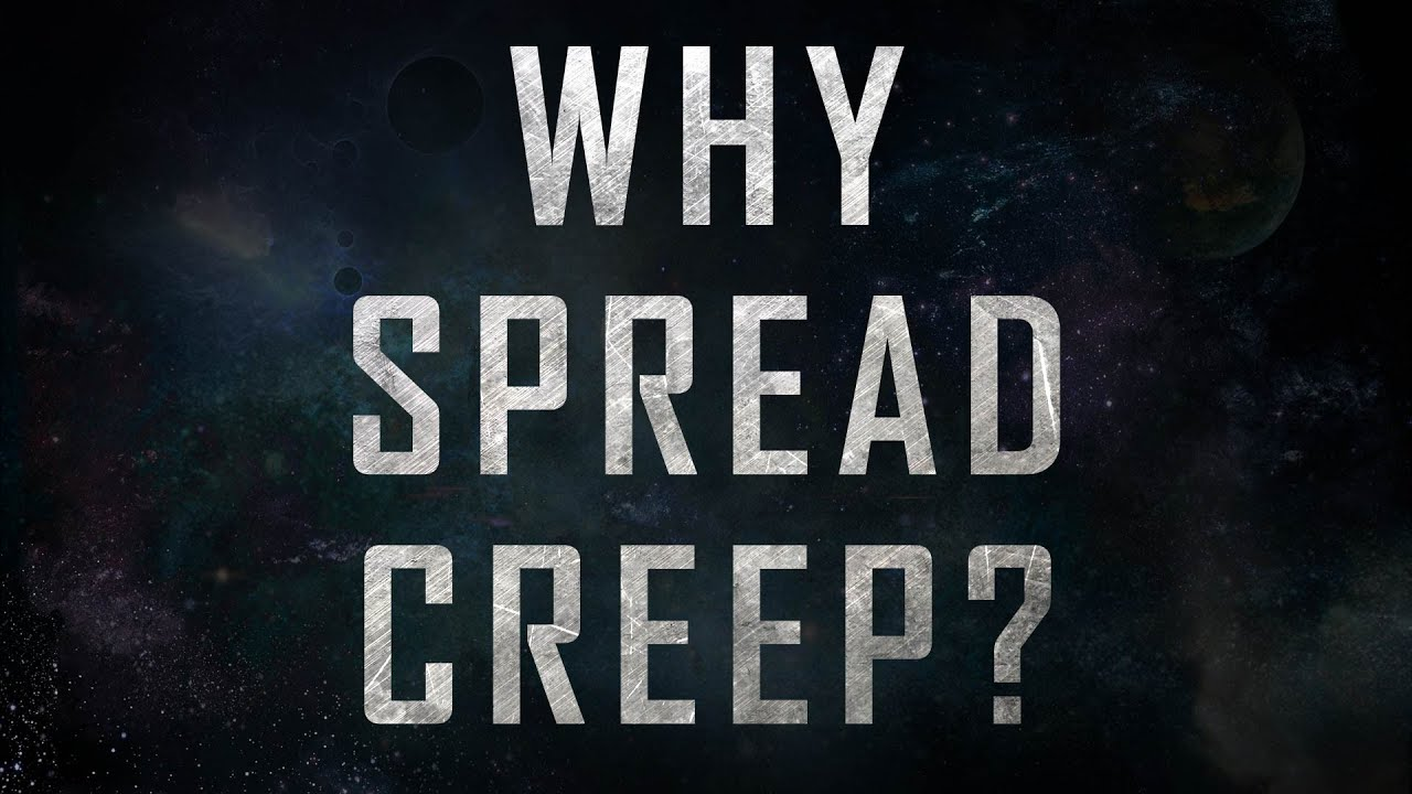 Why Spread Creep? - Starcraft 2 - YouTube