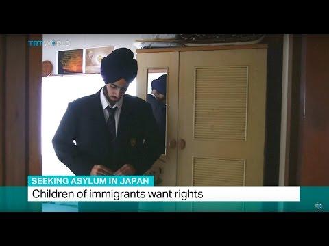 Seeking Asylum In Japan: Children of immigrants want rights
