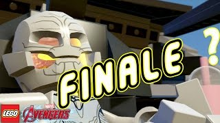 LEGO Marvel's Avengers Gameplay ITA Walkthrough #23 - Finale Ultron Distrutto - PS4 Xbox One PC