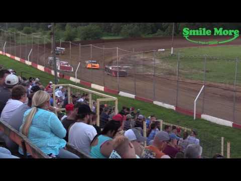 Pro 4 Heat Race Monett Motor Speedway 6.16.17