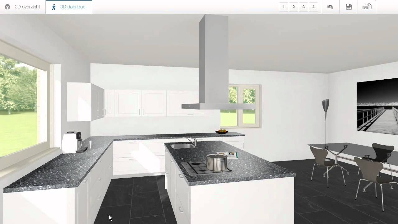 Dmg Design Your Own Kitchen By Indg Com Youtube