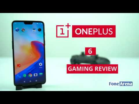 OnePlus 6 Gaming Review - With Temperature and Battery Check