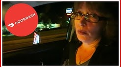 Night Time DoorDash Food Delivery  | Day Three 🚗