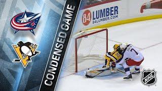 12/21/17 Condensed Game: Blue Jackets @ Penguins