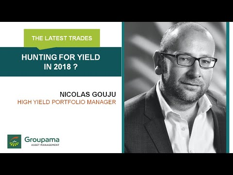 Hunting for Yield in 2018. By Groupama Asset Management.