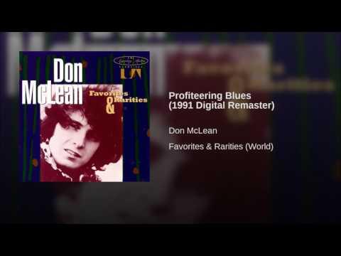 Profiteering Blues (1991 Digital Remaster)