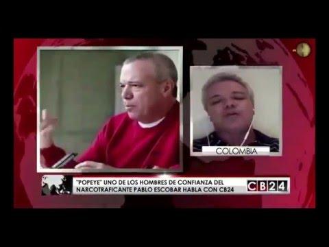 """Popeye hablando sobre Daniel Ortega """" Presidente de Nicaragua"""" y su vínculo con el narcotrafico !"""