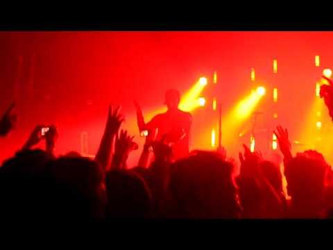 Angels & Airwaves Secret Crowds live (Munchen)