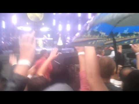 Тати, Смоки Мо, Баста - Шар (LIVE: БАСТА+ Зеленый Театр (16.07.15))