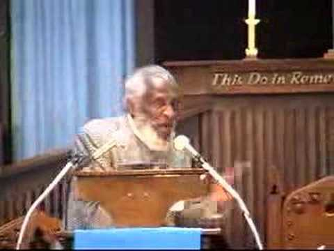Dick Gregory Refutes Rev. Jeremiah Wright Controversy 3