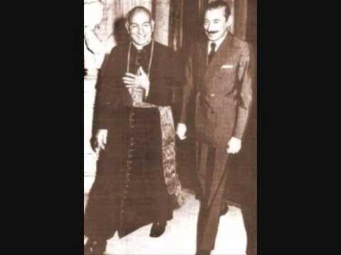 Pope Francis Argentina Junta of Videla & Viola AND Margaret Thatcher Death