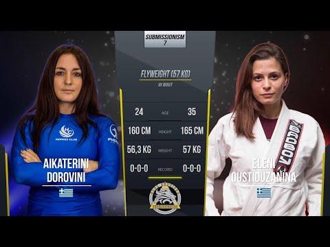 Submissionism 7: Aikaterini Dorovini vs. Eleni Oustiouzanina Full Fight