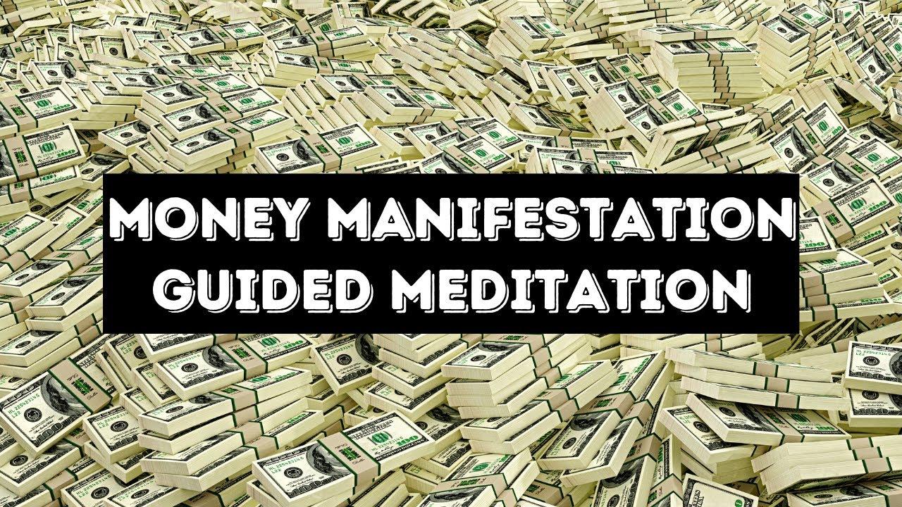 Manifest Money Guided Meditation   5 Minute Meditation ...