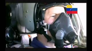 Tu-160 in Venezuela - In memory of Hugo Chavez
