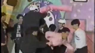 木村拓哉の言った森君のハイキック動画.