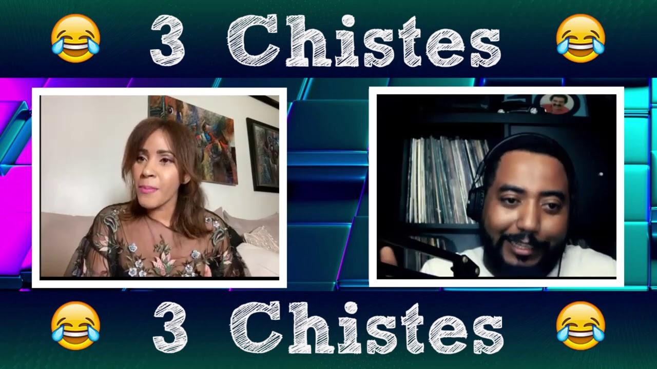 3 chistes de Sheila Acevedo | Ariel Santana
