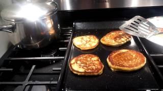 2 Ingredient Ripe Plantain Pancakes - Vegan For Life